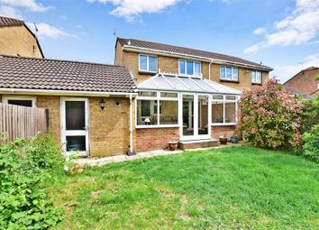 Thumbnail 3 bed semi-detached house for sale in Crundale Way, Cliftonville, Margate, Kent