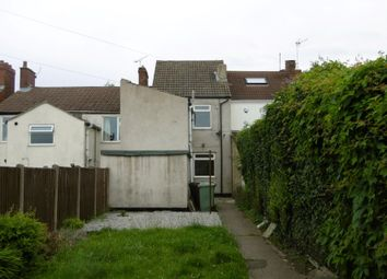 Thumbnail 2 bedroom terraced house for sale in 10 Elm Walk, Pilsley, Chesterfield, Derbyshire
