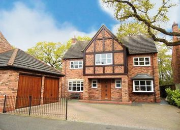 Thumbnail 5 bed detached house for sale in Whitchurch Lane, Dickens Heath, Shirley, Solihull