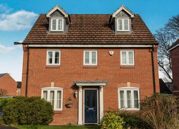 Thumbnail 6 bed detached house for sale in Glenwood Court, Sheffield
