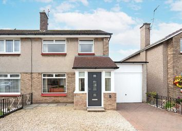 Thumbnail 3 bed semi-detached house for sale in Lawers Place, Grangemouth