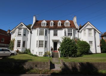 Thumbnail 2 bed flat for sale in College Road, Hextable, Swanley, Kent