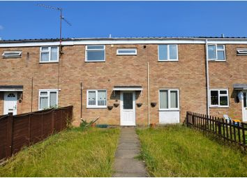 Thumbnail 3 bed terraced house for sale in Wordsworth Road, Daventry