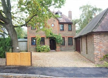Thumbnail 5 bed detached house to rent in The Meadway, Loughton