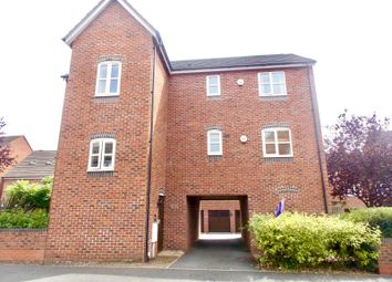 Thumbnail 2 bed flat to rent in Honeymans Gardens, Droitwich Spa, Worcestershire