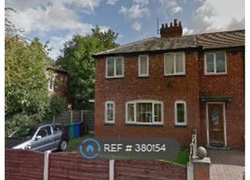 3 bed semi-detached house to rent in Regan Avenue, Manchester M21