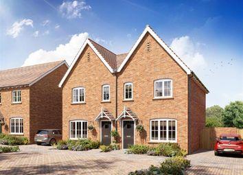 Thumbnail 2 bed semi-detached house for sale in Rowan Drive, Allington, Maidstone, Kent