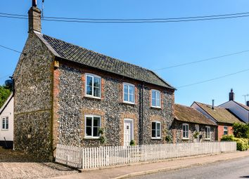 Thumbnail 5 bedroom property for sale in The Street, Great Cressingham, Thetford