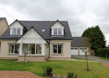 Thumbnail 5 bedroom detached house for sale in Provost Black Drive, Banchory