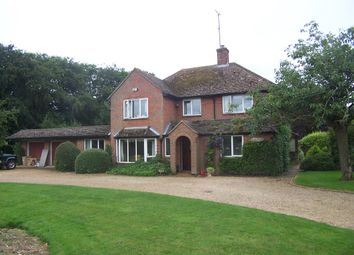 Thumbnail 5 bedroom country house to rent in Upper Lambourn, Hungerford