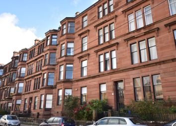 Thumbnail 3 bed flat for sale in Cranworth Street, Glasgow