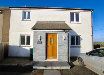 Thumbnail 3 bed detached house to rent in Clifden Close, Mullion, Helston