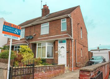 Thumbnail 3 bed semi-detached house for sale in Newthorpe Common, Newthorpe