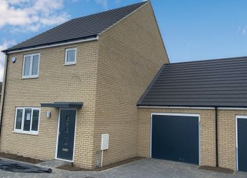 Thumbnail 3 bed link-detached house for sale in Hythe Road, Plot 1, 93 Hythe Road, Methwold, Thetford