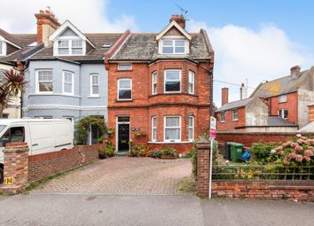 Thumbnail 4 bed maisonette for sale in Amherst Road, Bexhill-On-Sea