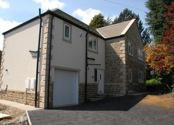 Thumbnail 4 bed detached house to rent in Foster Park, Denholme, Bradford