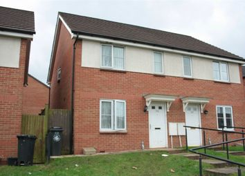 Thumbnail 3 bed semi-detached house for sale in 134 Gatcombe Road, Hartcliffe, Bristol