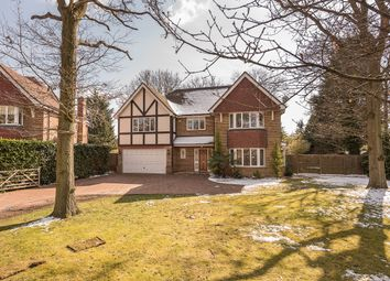 Thumbnail 5 bed detached house to rent in The Spinney, Gerrards Cross