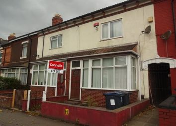 Thumbnail 3 bed property to rent in Crocketts Road, Handsworth, Birmingham
