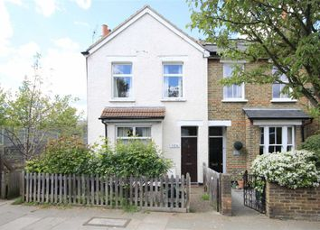 Thumbnail 2 bed semi-detached house for sale in Bushy Park Road, Teddington