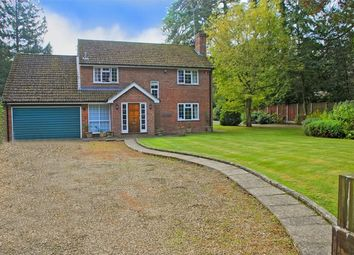 Thumbnail 4 bed detached house for sale in Forest Park Road, Brockenhurst