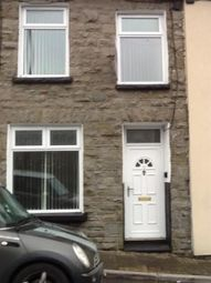 Thumbnail 3 bed terraced house to rent in Commercial Street, Blaenllechau, Ferndale