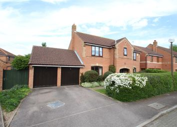4 bed detached house for sale in Rackstraw Grove, Old Farm Park, Milton Keynes MK7