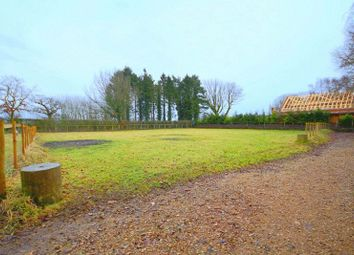 Thumbnail Land for sale in Websters Lane, Hodnet, Market Drayton