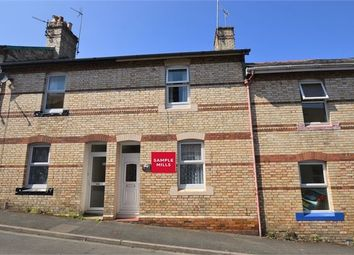 2 bed terraced house for sale in Hillmans Road, Newton Abbot, Devon. TQ12