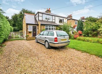 Thumbnail 3 bed semi-detached house for sale in Forest Rise, London