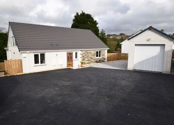 Thumbnail 4 bed detached house for sale in Crembling Well, Barncoose, Redruth