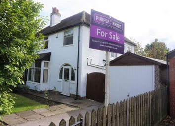 Thumbnail 3 bed semi-detached house for sale in Steedman Avenue, Mapperley