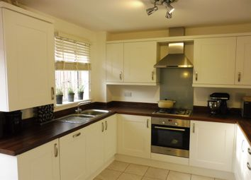 Thumbnail 3 bedroom terraced house for sale in Racecourse Road, Barleythorpe, Oakham