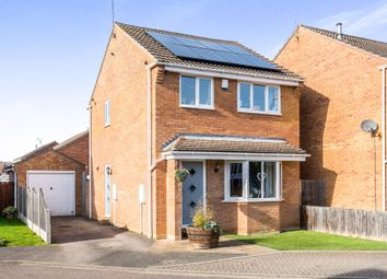 Thumbnail 3 bed detached house for sale in Potters Nook, Shireoaks, Worksop