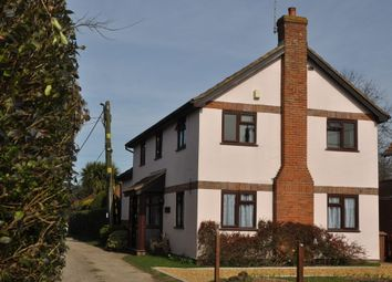 Thumbnail 4 bed detached house for sale in Mill Lane, Chelmondiston, Ipswich