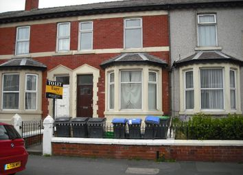 Thumbnail 2 bedroom flat to rent in Flat 1, 58 Egerton Road, Blackpool