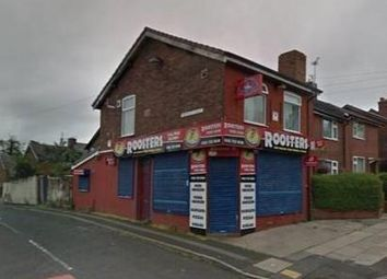 Thumbnail Commercial property for sale in Roosters, 125 Stand Lane, Manchester, Lancashire