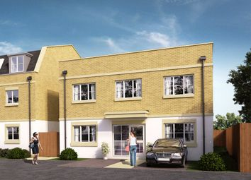 Thumbnail 1 bed flat for sale in Bellmaker Mews, Upminster