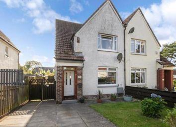 Thumbnail 3 bed semi-detached house for sale in Braehead Quadrant, Neilston, Glasgow, East Renfrewshire