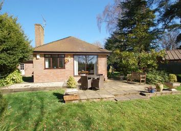 Thumbnail 3 bed detached bungalow for sale in Manor Road, Penn, High Wycombe
