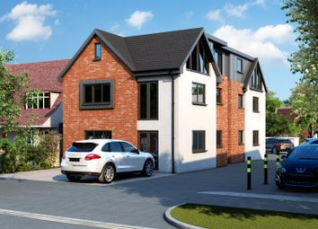 Thumbnail 1 bed flat for sale in Crossways, Shenfield, Brentwood