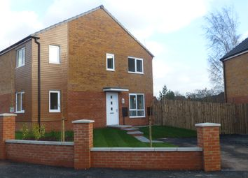 Thumbnail 3 bedroom semi-detached house to rent in Wynne Close, Beswick, Manchester