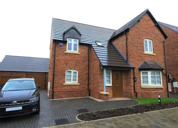Thumbnail 3 bed detached house for sale in Wistanes Green, Wessington