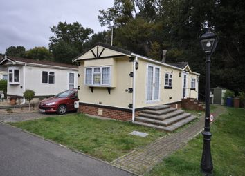 Thumbnail 2 bed mobile/park home for sale in Kingsmead Park, Elstead, Godalming