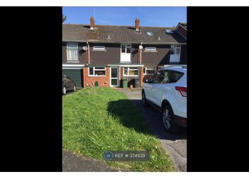 Thumbnail 4 bed terraced house to rent in East Woodhay Road, Winchester