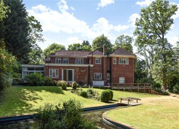 5 bed detached house for sale in White Lodge Close, The Bishops Avenue, London N2
