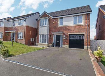 4 bed detached house for sale in Strother Way, Cramlington NE23