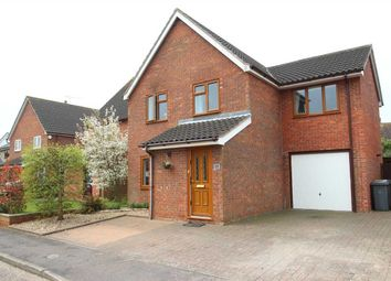 Thumbnail 4 bedroom detached house for sale in Harvesters Way, Martlesham Heath, Ipswich
