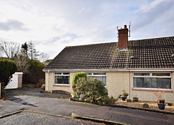Thumbnail 2 bed semi-detached bungalow for sale in Chestnut Road, Ayr