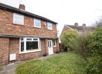 Thumbnail 3 bed semi-detached house for sale in Brynteg Crescent, Brynteg, Wrexham